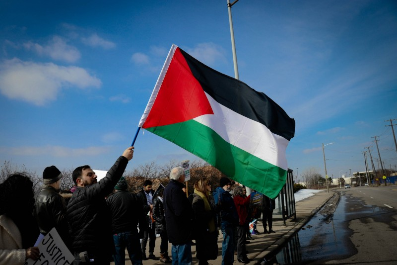 Palestinians angry at reports of early US Embassy move to Jerusalem