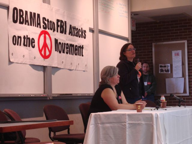 Southern regional conference to stop FBI repression builds ...