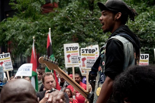 August 29 March for Community Control of the Chicago Police