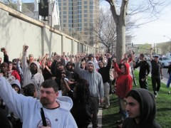 "Salt Lake City protest demands ""justice for Trayvon Martin"""