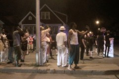 Milwaukee protest demands justice for Trayvon Martin
