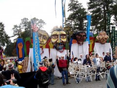 Puppets at the SOA