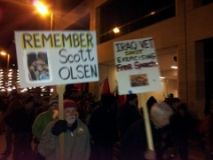OccupyMN, Vets for Peace, Iraq Vets Against War and others rally in Mpls