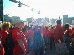 Striking Chicago teachers