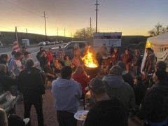 Arizona Asarco strikers.