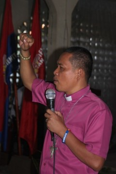 Bishop Antonio Ablon