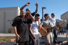 Skyline students walkout March 4