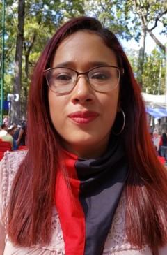 Rosalía Borges.