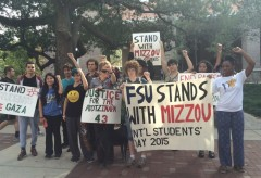 Students at FSU celebrate International Students' Day