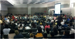 Students and youth attended the United We Dream National Congress.