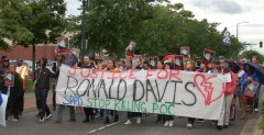 St Paul protest demands justice for Ronald Davis