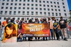 LA press conference blasts LA Sheriffs harassment and retaliation against famili