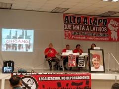 LA commemoration of anniversary of Chicano Moratorium