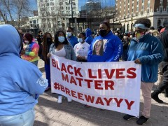 """Grand Rapids, MI  """"Breonna Taylor: Say Her Name Louder"""" march on Saturday, March"""