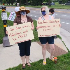 Day of Rage marked in St Paul, MN.