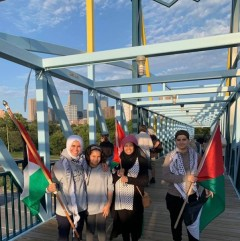 Photo credit: American Muslims for Palestine