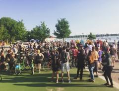 Minneapolis protest demands justice