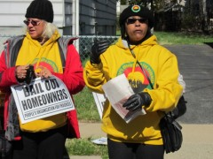 Standing up against home foreclosures in New Jersey