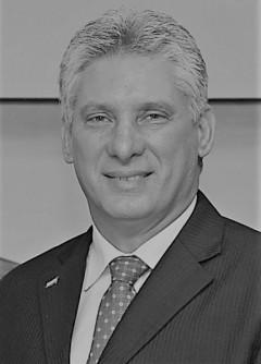 Miguel M. Díaz-Canel Bermúdez