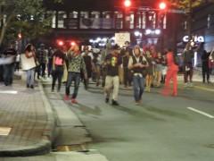 Uprising in response to police killing in Charlotte, NC