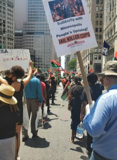 Juneteenth in NYC