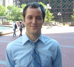 Nick Espinosa before August 1 court appearance