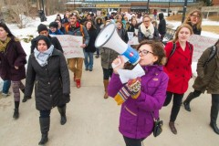 Milwaukee students march against budget cuts to education