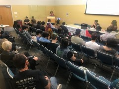Panel hosted by the Jacksonville Palestine Solidarity Network