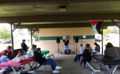Celebration of Palestinian culture in Oshkosh, WI.