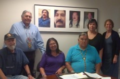 Organizers of the The Leonard Peltier International Tribunal on the Abuse of Ind
