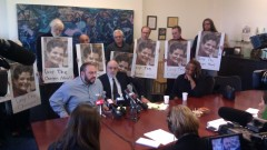 Nov. 12 press conference on Rasmea Odeh case.
