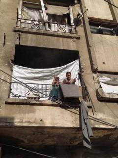 Douma, Syria.