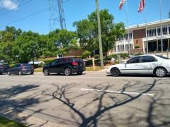Car caravan protests police killing of Mychael Johnson
