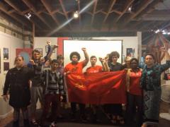 October Revolution celebrated in Florida.
