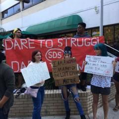 Tampa, FL Jan. 20 protest against Trump agenda