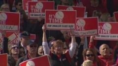 Seattle teachers demand school funding.