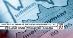 Almost 3 million more applied for Unemployment Insurance last week