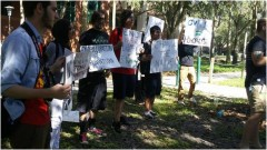 University of South Florida (USF) students demand name change for campus buildi
