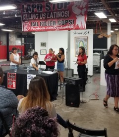 LA Commemoration of Chicano Moratorium.