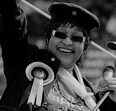 Winnie Nomazamo Madikizela-Mandela
