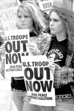 June 30 protest in Minneapolis