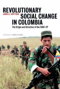 Book cover for Revolutionary Social Change in Colombia