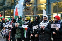 Chicago stands in solidarity with Palestinian political prisoners