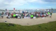 Miami  demands action on climate change