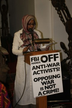 Sharmin Sadequee speaks about her imprisoned brother Shifa Sadequee.