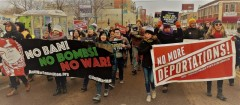 March on International Human Rights Day in Minneapolis