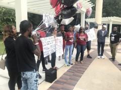 Vigil demands justice for Jalen Mays.