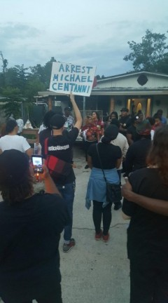 Jacksonville rally demands justice for of Keegan Robert.