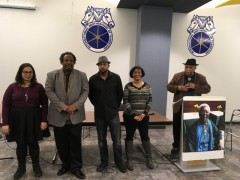 Memorial meeting for Josephine Wyatt