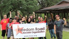 Tampa Freedom Road Socialist Organization celebrates Juneteenth.